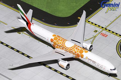 "Boeing 777-300ER ""Orange Expo 2020"""