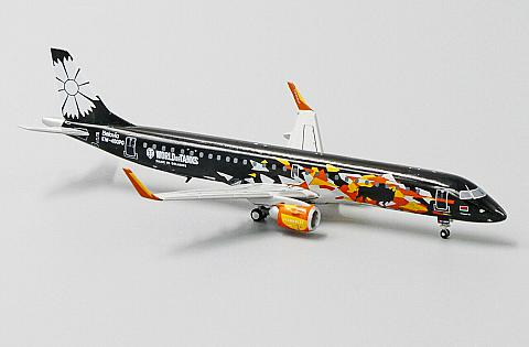 "Embraer 195 ""World of Tanks"""
