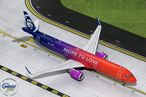 "Airbus A321neo ""More To Love"""