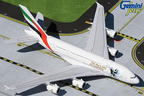 "Airbus A380-800 ""UAE In Space"""