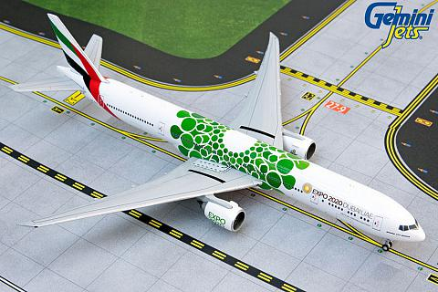 "Boeing 777-300ER ""Green Expo 2020"""