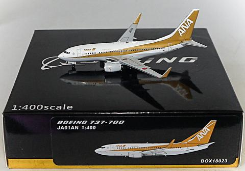 "Boeing 737-700 ""Golden Jet"""