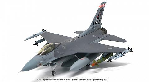 General Dynamics F-16C Fighting Falcon
