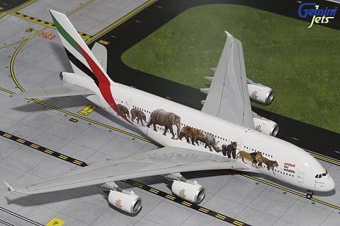 "Airbus A380-800 ""Wildlife"""