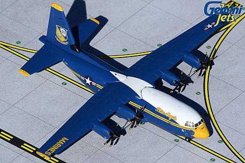 "Lockheed C-130J ""Blue Angels"""