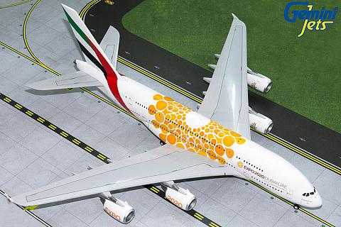 "Airbus A380-800 ""Orange Expo 2020"""