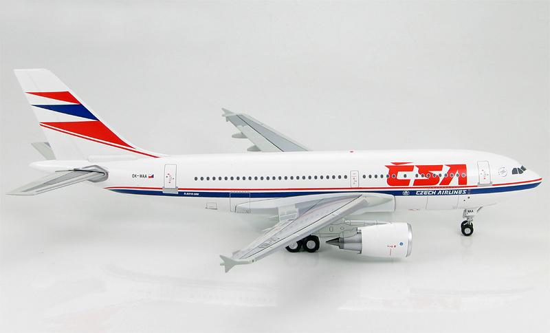Модель самолета Hobby Master HL6006 Airbus A310-300 CSA 1:200