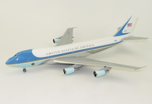 "Модель самолета  Boeing VC-25A ""Air Force One"""